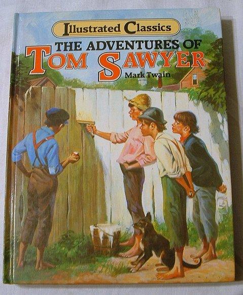 Slapinions: The Adventures of Tom Sawyer
